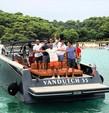 55 ft. 55 Express Van Dutch Express Cruiser Boat Rental New York Image 8