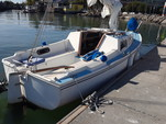 22 ft. Catalina 22 Swing Keel Daysailer & Weekender Boat Rental San Francisco Image 27