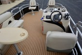 22 ft. SunChaser by Smoker Craft 822 Oasis 4-Point Pontoon Boat Rental Rest of Northeast Image 1