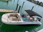28 ft. Hurricane Boats SD 2600 I/O Cruiser Boat Rental Miami Image 1
