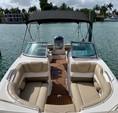 28 ft. Hurricane Boats SD 2600 I/O Cruiser Boat Rental Miami Image 2