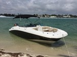 28 ft. Hurricane Boats SD 2600 I/O Cruiser Boat Rental Miami Image 7