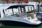 28 ft. Hurricane Boats SD 2600 I/O Cruiser Boat Rental Miami Image 10