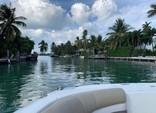 28 ft. Hurricane Boats SD 2600 I/O Cruiser Boat Rental Miami Image 11