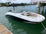 28 ft. Hurricane Boats SD 2600 I/O Cruiser Boat Rental Miami Image 12
