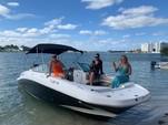 28 ft. Hurricane Boats SD 2600 I/O Cruiser Boat Rental Miami Image 17
