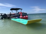 24 ft. Avalon Pontoons 24' LSZ Entertainer Pontoon Boat Rental Tampa Image 28
