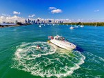 58 ft. Sea Ray Boats 550 Sundancer Cruiser Boat Rental Miami Image 1