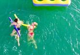 58 ft. Sea Ray Boats 550 Sundancer Cruiser Boat Rental Miami Image 11