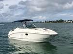 27 ft. Sea Ray Boats 260 Sundancer Cruiser Boat Rental Miami Image 4