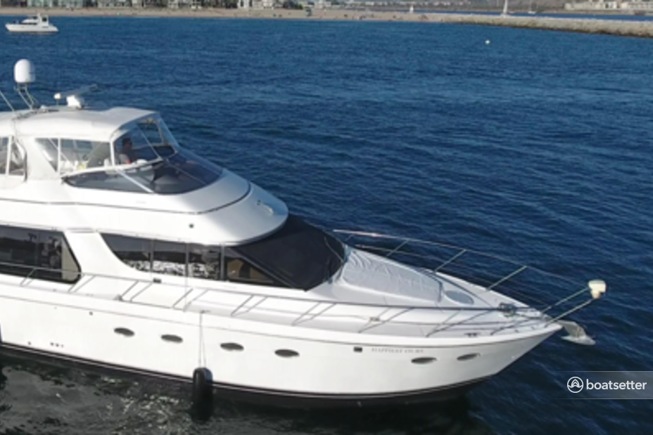 Rent a Carver Yachts cruiser in Marina del Rey, CA near me