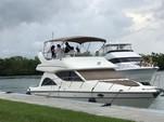 42 ft. Maxum 4100 SCB Sport Yacht Cruiser Boat Rental Miami Image 11