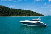42 ft. Princess V39 Motor Yacht Boat Rental Kohkaew Image 2