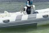 13 ft. Caribe Inflatables DL-13 Deluxe Inflatable Outboard Boat Rental Miami Image 1