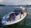 41 ft. 41' SeaRay Cruiser Boat Rental Miami Image 2
