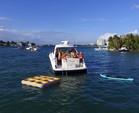 41 ft. 41' SeaRay Cruiser Boat Rental Miami Image 4