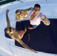 41 ft. 41' SeaRay Cruiser Boat Rental Miami Image 7