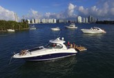41 ft. 41' SeaRay Cruiser Boat Rental Miami Image 21