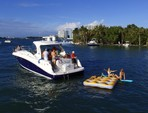 41 ft. 41' SeaRay Cruiser Boat Rental Miami Image 30