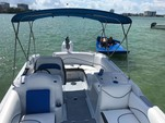 22 ft. Hurricane Boats FD 228 RE Deck Boat Boat Rental Miami Image 3