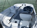 22 ft. Hurricane Boats FD 228 RE Deck Boat Boat Rental Miami Image 2
