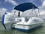 22 ft. Hurricane Boats FD 228 RE Deck Boat Boat Rental Miami Image 6