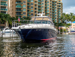58 ft. Sea Ray Boats 550 Sundancer Express Cruiser Boat Rental Miami Image 1