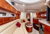 58 ft. Sea Ray Boats 550 Sundancer Express Cruiser Boat Rental Miami Image 15