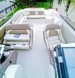 26 ft. Regal Boats 2600 LSR Bowrider Bow Rider Boat Rental Fort Myers Image 4