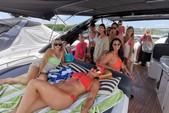 55 ft. Sunseeker 55 Camargue Motor Yacht Boat Rental Cancún Image 2