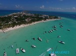 55 ft. Sunseeker 55 Camargue Motor Yacht Boat Rental Cancún Image 17