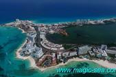 55 ft. Sunseeker 55 Camargue Motor Yacht Boat Rental Cancún Image 23