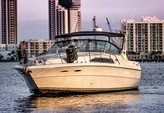 36 ft. Sea Ray Boats Express Cruiser 36' Cruiser Boat Rental Miami Image 18