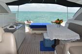 49 ft. Azimut Yachts 46 Cruiser Boat Rental Miami Image 3