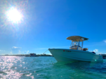 20 ft. Scout Boats 210 XSF Center Console Boat Rental Miami Image 3