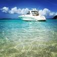 53 ft. Sea Ray Boats 500 Sundancer Express Cruiser Boat Rental Miami Image 8