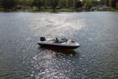 19 ft. Rinker QX 18 OB Bow Rider Boat Rental Miami Image 6