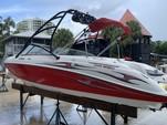 23 ft. Yamaha AR230 HO  Bow Rider Boat Rental Miami Image 4