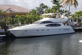 58 ft. Azimut Yachts 58 Flybridge Boat Rental Miami Image 4