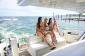 58 ft. Azimut Yachts 58 Flybridge Boat Rental Miami Image 7