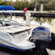 21 ft. Regal Boats 2100 Bow Rider Boat Rental Miami Image 46