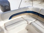 24 ft. Hurricane Boats SD 2400 Deck Boat Boat Rental Tampa Image 3