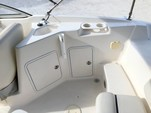 24 ft. Hurricane Boats SD 2400 Deck Boat Boat Rental Tampa Image 5