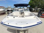 24 ft. Hurricane Boats SD 2400 Deck Boat Boat Rental Tampa Image 11