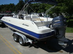 24 ft. Hurricane Boats FD 231 Deck Boat Boat Rental Tampa Image 8