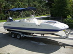 24 ft. Hurricane Boats FD 231 Deck Boat Boat Rental Tampa Image 7