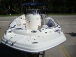 24 ft. Hurricane Boats FD 231 Deck Boat Boat Rental Tampa Image 7