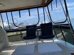 42 ft. Uniflite 42 Double Cabin Sedan Cruiser Boat Rental Los Angeles Image 5