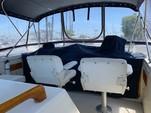 42 ft. Uniflite 42 Double Cabin Sedan Cruiser Boat Rental Los Angeles Image 7
