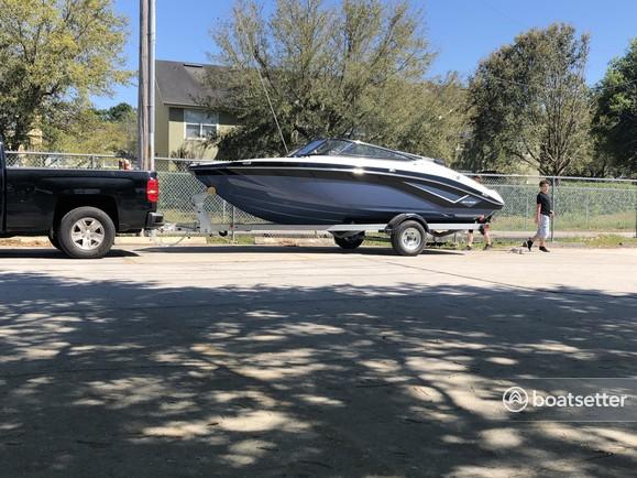 Rent a Yamaha jet boat in Orange Park, FL near me